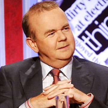 Ian Hislop - The best comedy is where you attack the strong, not the weak.