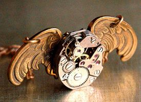 A Very Steampunk Halloween on Etsy