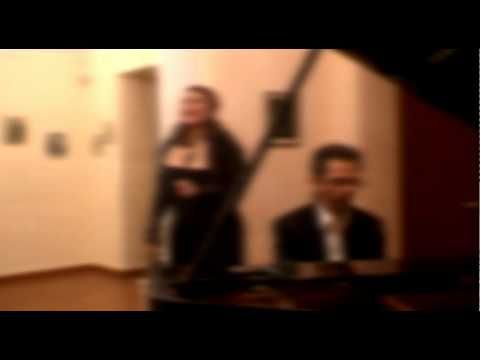 Hijo De La Luna - Petros Chatzigeorgiou, Anna Morfidou - YouTube