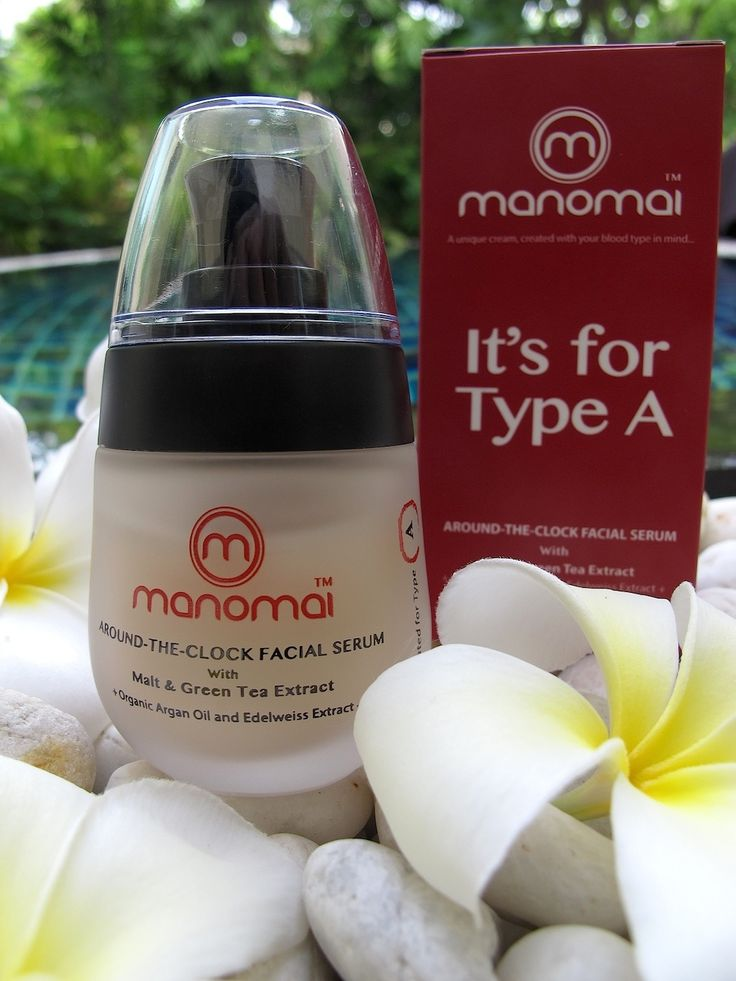 Serum to blood type A by Manomai (Review)