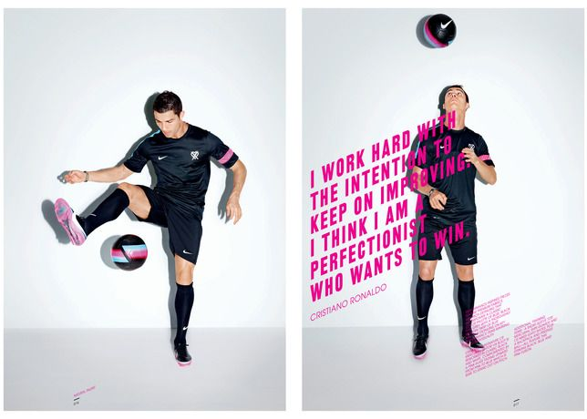 NIKE, Inc. - Nike's CR7 collection