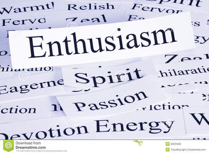 L'entusiasmo è tutto  Non solo un po'. Tutto. Sein questo momento sei coinvolto inqualche tipo di progetto, o stai lanciando un'impresa personale, il tuoentusiasmo (o la mancanza di esso) determinerà in modo diretto quanto successo avrà questo progetto.  Se non ti emoziona fino al centro del tuo essere, lascialo perdere. Se invecesei emozionato fino al centro del tuo essere, dimostralo in tutto ciò che pensi e dici e fai.  iscriviti alla newsletter e scarica tutti gli ebook!