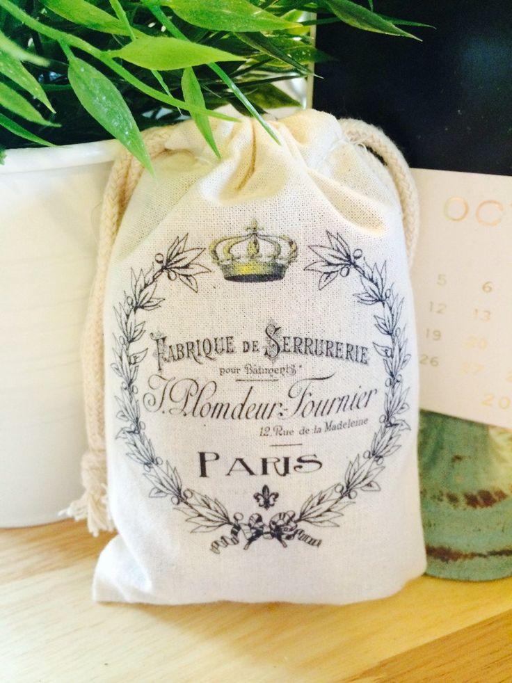 French Lavender & Rose Sachet - Limited Edition - Lavender - Sachets - French Farmhouse Decor - Home Fragrance - The Velvet Vine by TheVelvetVine on Etsy  #thevelvetvine