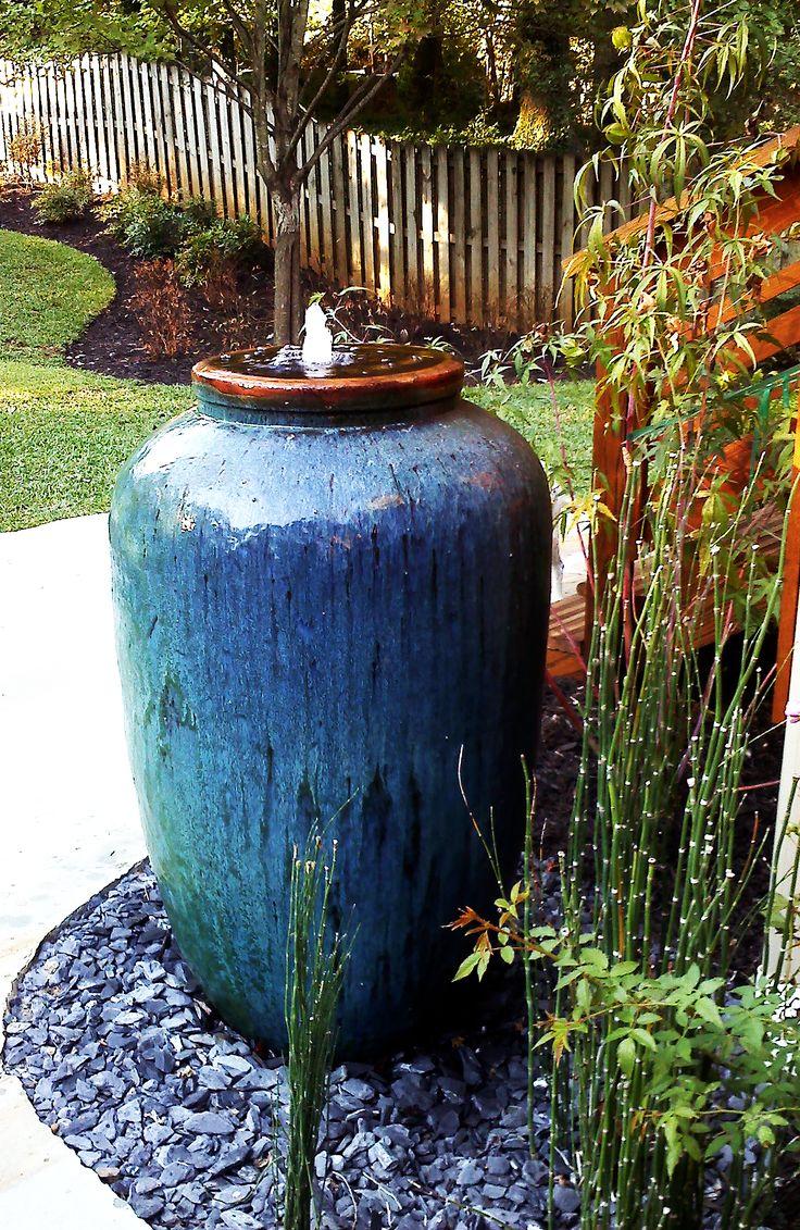 Best 25 fountain ideas ideas on pinterest asian outdoor for Backyard water fountains