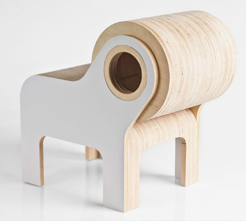 ander lizaso kid chair
