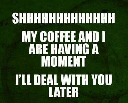Funny Quotes about Coffee