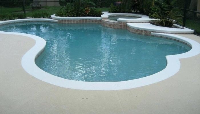 Pool Deck Paint Concrete Pool Deck Paint Colors The Best Pool Deck