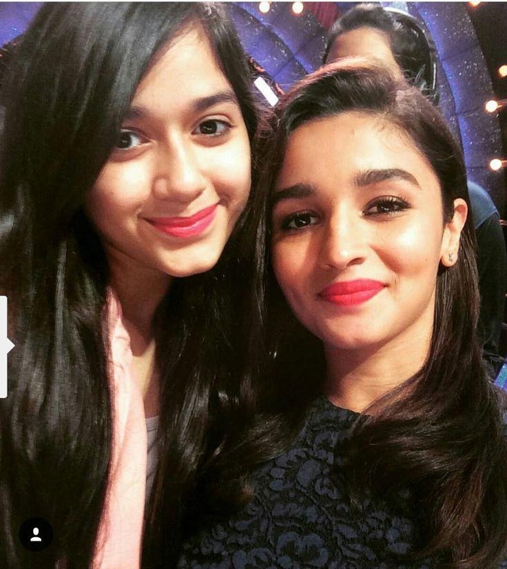 Alia bhatt & Jannat zubair rahmani ❤❤❤