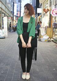 Street Fashion Seoul