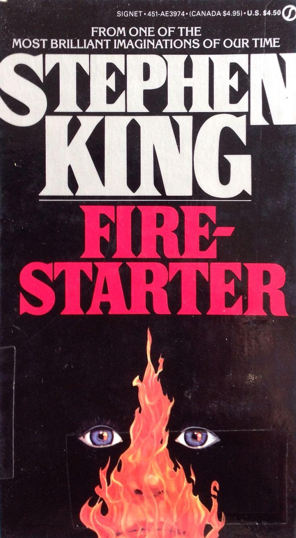 Stephen King: Firestarter (engels)