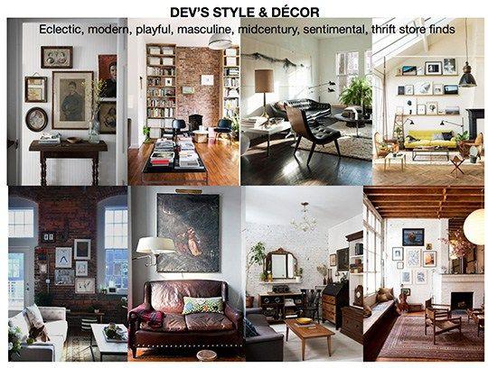 Giovane, single, creativo, eclettico, sentimentale, giocoso... trucchi di styling per chi ha amato l'appartamento di Dev in Master of None | Una Casa Così