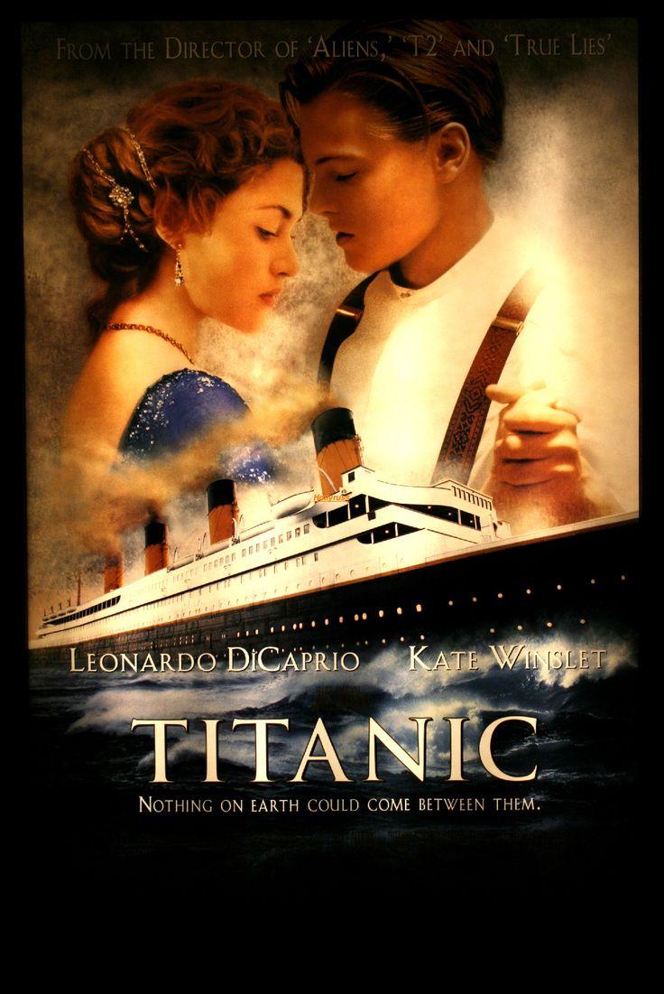 Titanic (Yes, Don't judge me!)