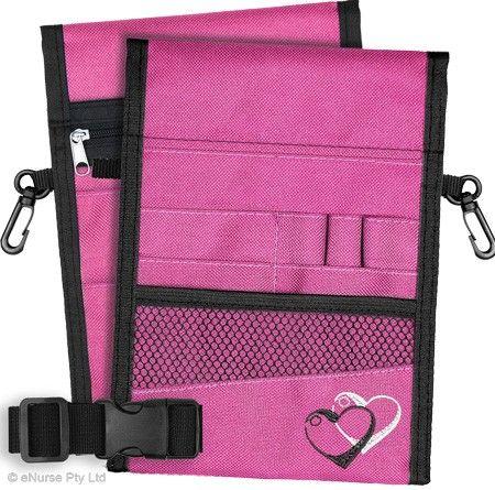 The 25 best nurse pouch ideas on pinterest galbladder diet pink 13 pocket double sided nurse pouch malvernweather Images