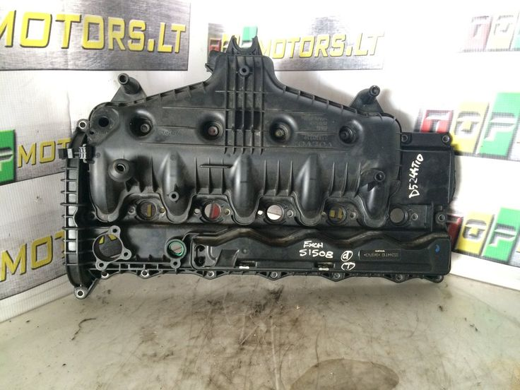2010 D5244T10 VOLVO D5 2.4 T10 DIESEL TWO STAGE TURBO THIRD GENERATION COMMON RAIL SYSTEM ENGINE INLET IN INTAKE MANIFOLD