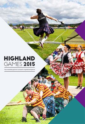 Highland games guide, including dates, locations, and pricing