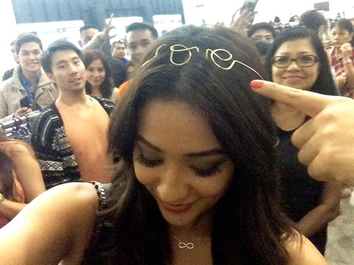 Shay in Philipines
