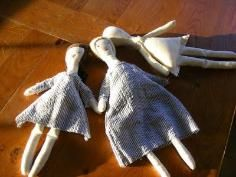 DIY Fabric Dolls - Bead&Cord