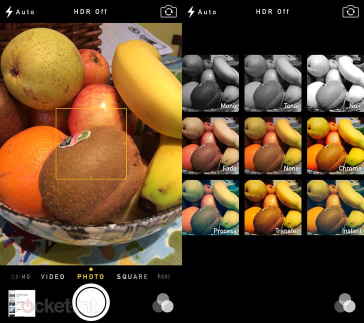 iOS 7 photo tips and tricks: Getting more from your iPhone camera - Pocket-lint