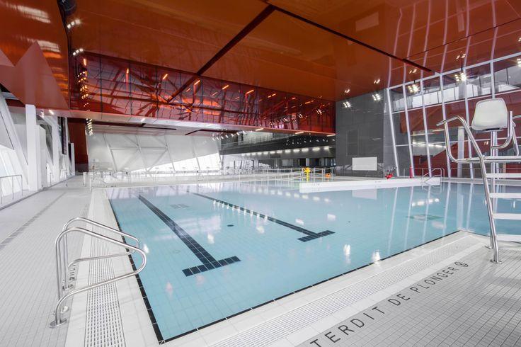 Complexe sportif Saint-Laurent | Saucier + Perrotte