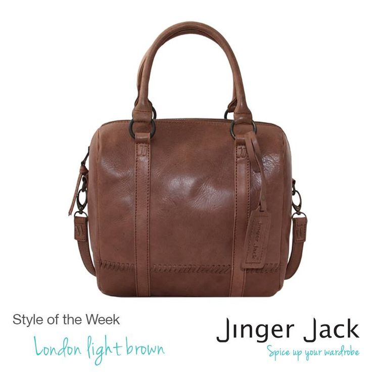 Style of the week. London in Light Brown. http://jingerjack.co.za/products-page/london/