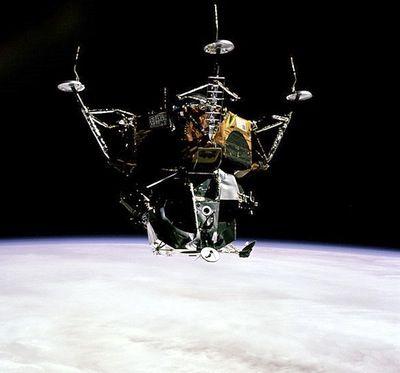 Apollo 9 LM