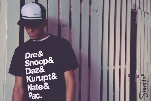 hip hop tshirt! #tupac #snoop dogg