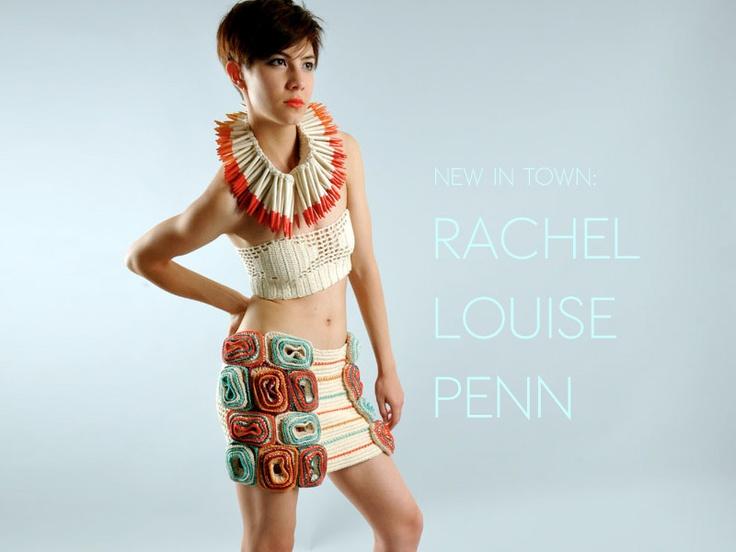 New in town: Rachel Louise Penn
