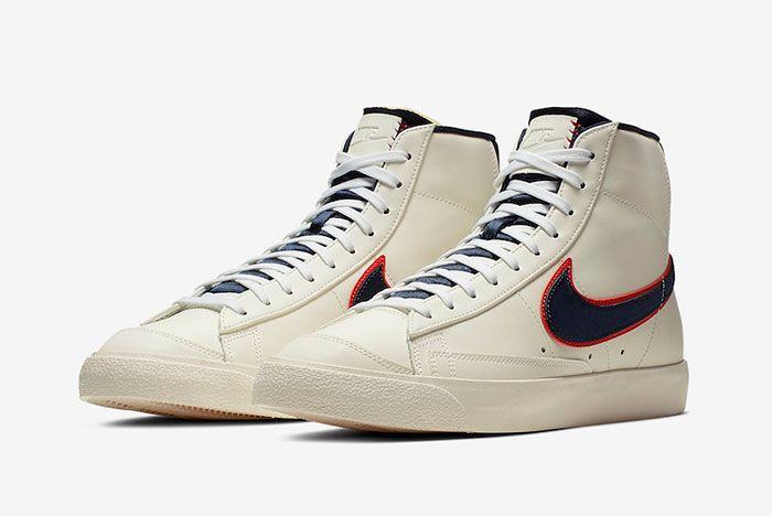 Máquina de escribir Cambio Arqueólogo  A Nike Blazer Mid 77 Vintage Adds to the 'City Pride' Pack | Nike blazer,  City pride, Sneakers