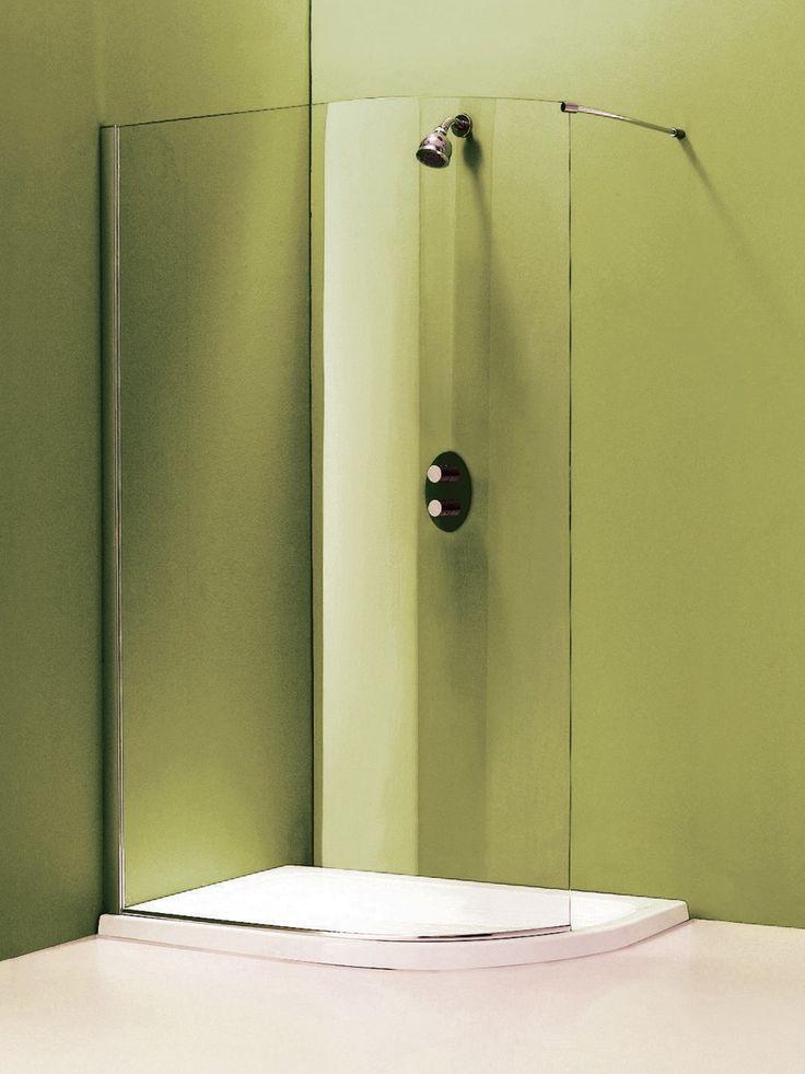Kado Kado Arc Walk In Shower Bathroom