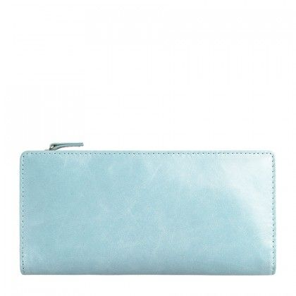 STATUS ANXIETY Dakota Wallet Sky Blue