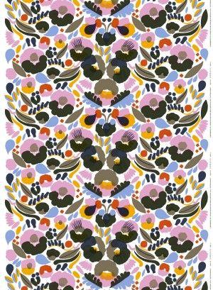 Hattarakukka heavyweight cotton fabric