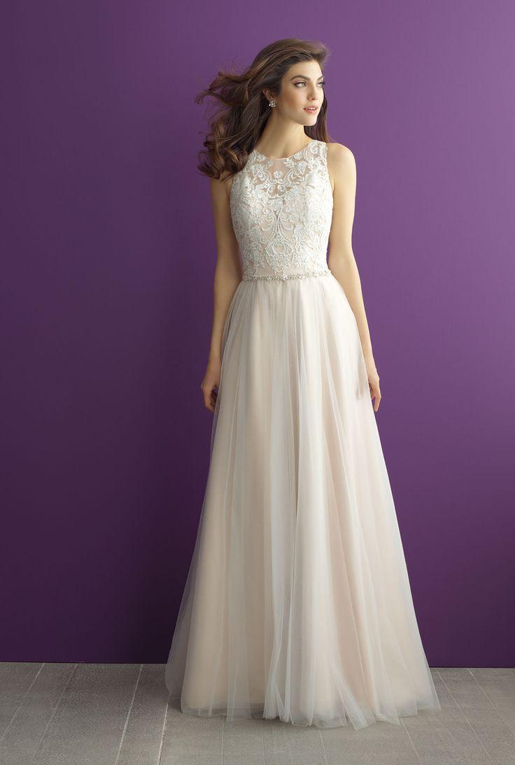 49 mejores imágenes de Wedding Dresses en Pinterest | Vestidos de ...