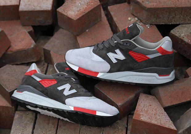 "New Balance 998 ""Brick And Mortar"" - SneakerNews.com"