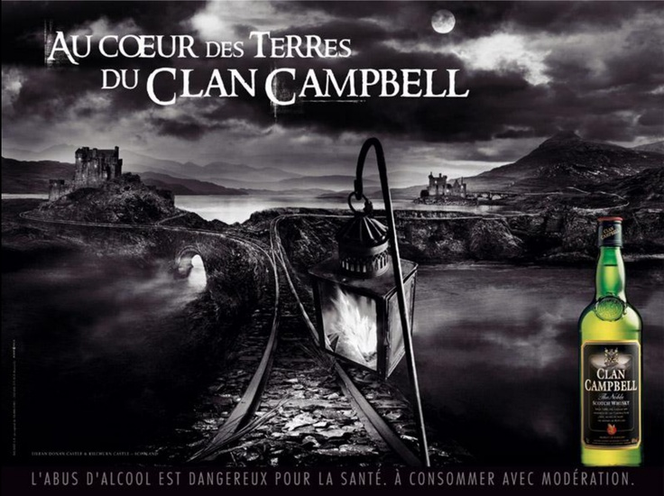Clan Campbell - Au cœur des terres du Clan Campbell