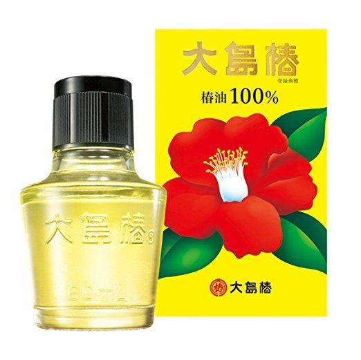 Oshimatsubaki Camellia Hair Care Oil, 60ml