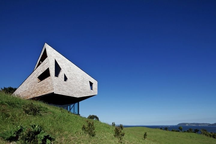 Refugia Hotel by Mobil Arquitectos, Dalcahue Chile hotels and restaurants