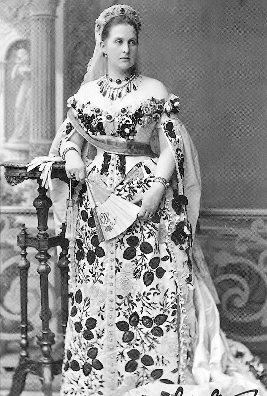 Olga, Russian Grand Duchess and Queen of Greece