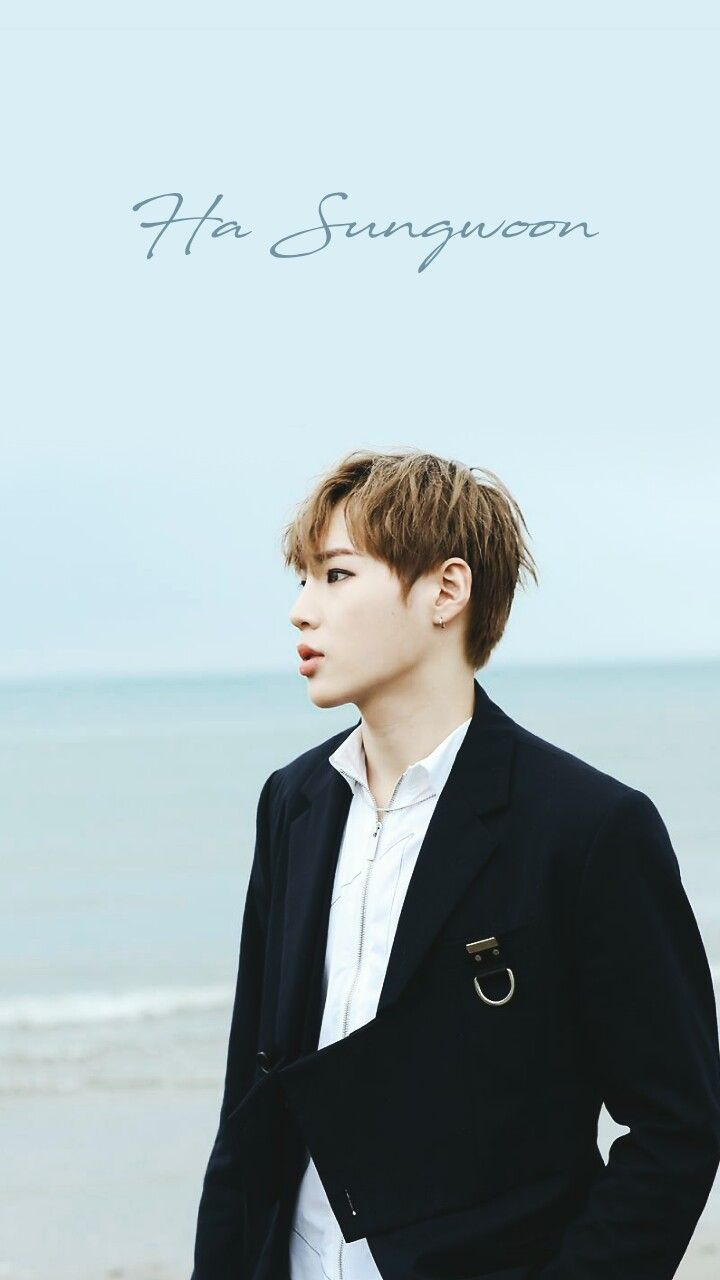 Ha sungwoon | Wanna-one | #c-edit
