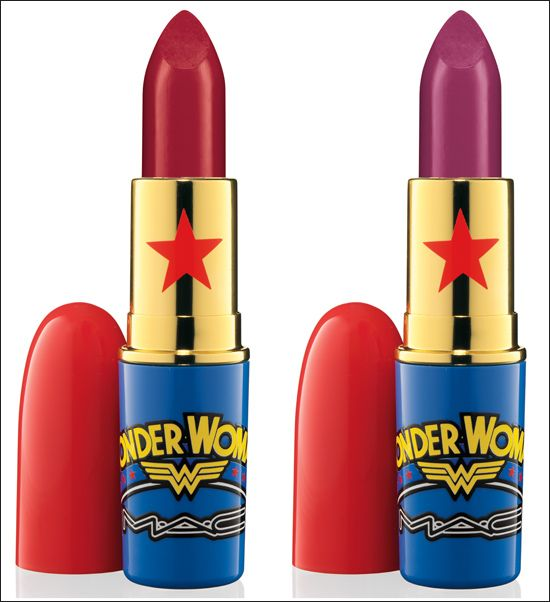 Wonder Woman  MAC Cosmetics