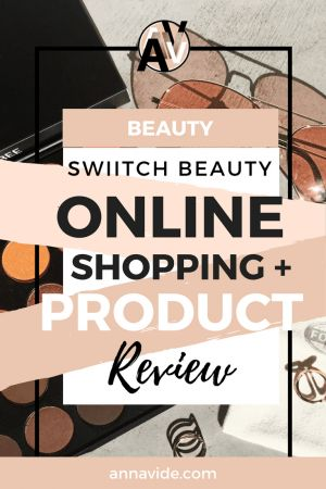 SWITCH BEAUTY REVIEW Make-up review The best eyeshadow pallets