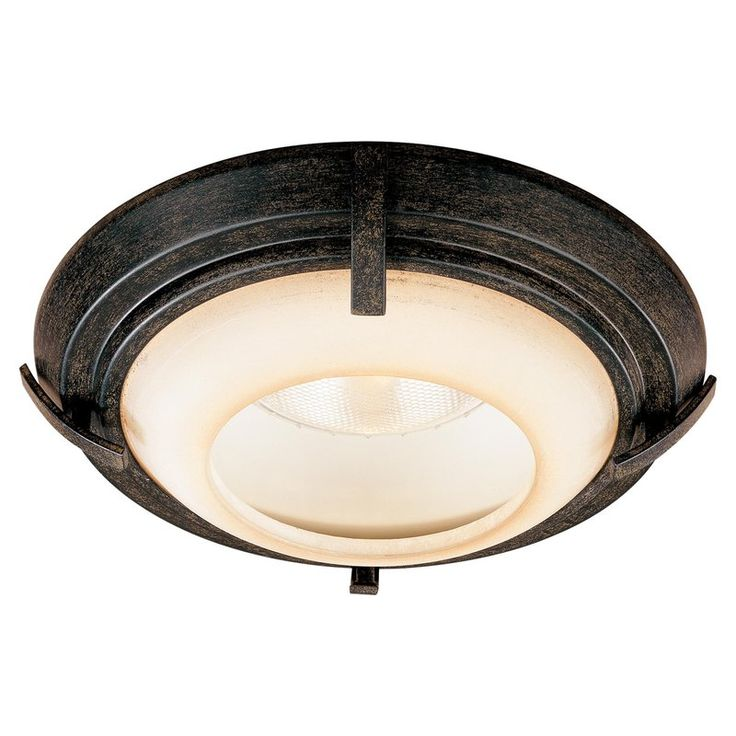"View the Minka Lavery ML 2728 6"" Decorative Recessed Trim with Scavo Glass from the Raiden Collection at LightingDirect.com."