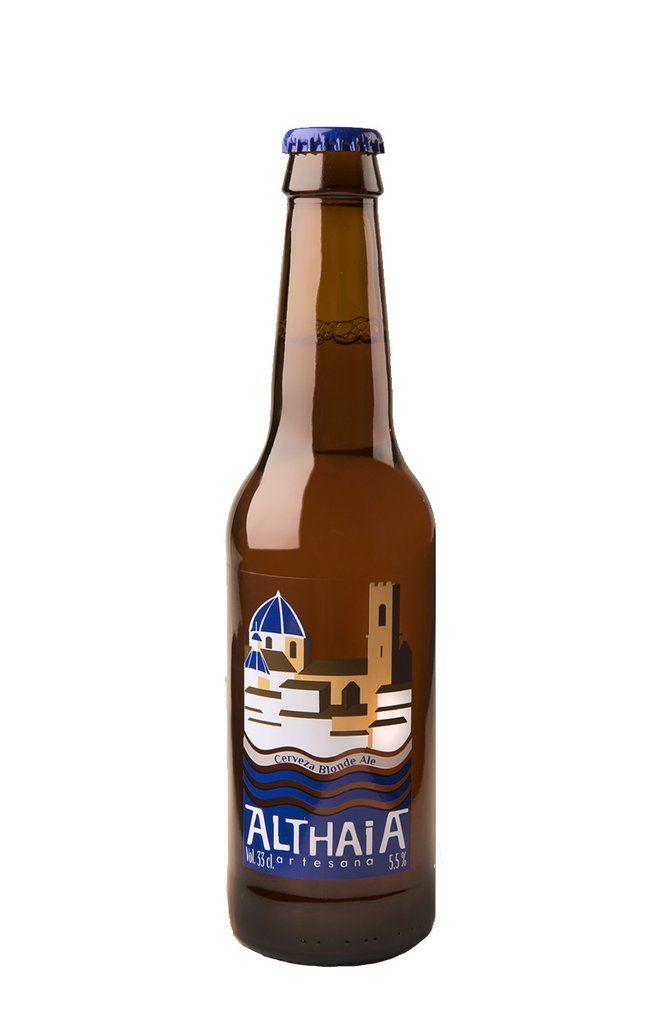 Althaia - Blonde Ale : #Cerveza de color pajizo dorado. En nariz prevalecen los aromas de cereal y cítricos. En boca presenta trago largo con buen cuerpo, forma un rosario fino de burbuja bien integrada. Buen equilibrio entre el dulzor y los sabores de cereal  debido a la doble malta y el frescor del lúpulo que le confieren los aromas cítricos sin abusar de los amargos.  Golden Ale / 5.8% alc. / 23.5 IBU #cervezaartesanal #craftbeer #mistercervecero