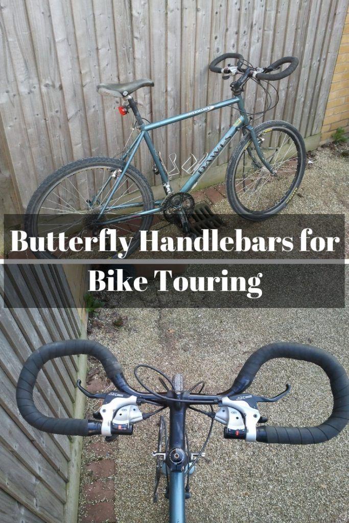 Butterfly Handlebars Are Trekking Bars Best Bicycle Touring Handlebars Touring Bicycles Touring Bike Touring Gear