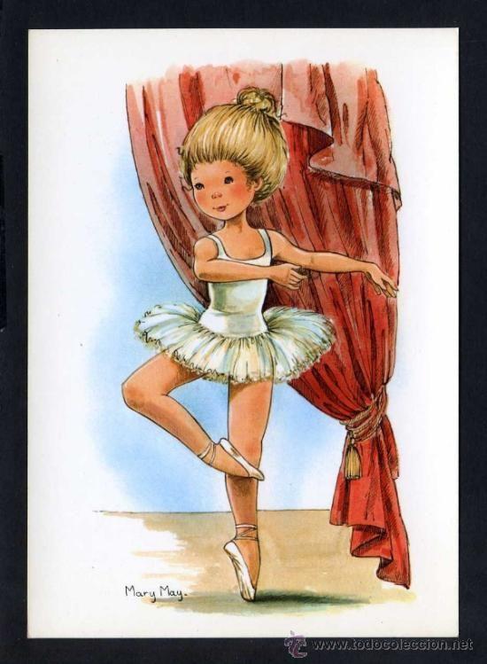Ilustrador *Mary May* Ed. Pagsa serie 557 nº 1al 4. Serie completa. Nuevas.