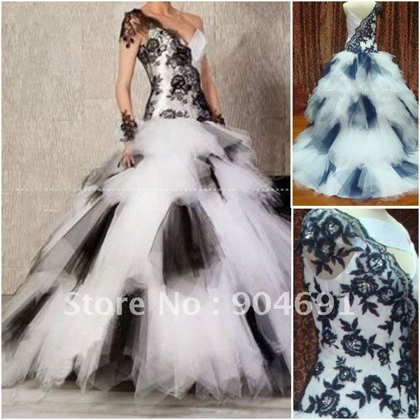 Halloween themed wedding pinterest dresses