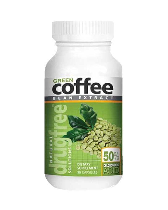 para que sirve el green coffee bean extract