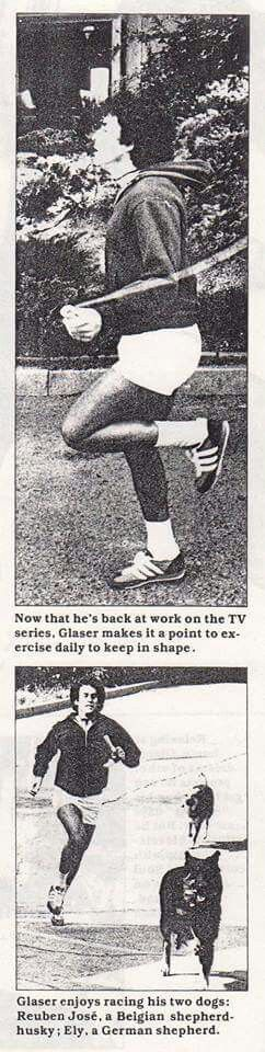 25 Best Ideas About Paul Michael Glaser On Pinterest