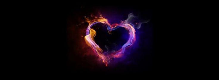 Heart Facebook Timeline cover - Facebook timeline covers maker