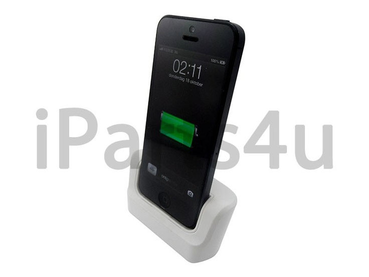 Luxe Lightning Docking Station iPhone 5 Dock Wit