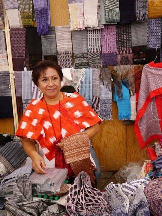 Nov. 28-29th 10am-6pm :: Epseranza Peace and Justice Centers 25th Annual Mercado de Paz/Peace Market :: This is Natividad Sanchez, from Tenancingo, Estado de México, Mexico, a vendor at todays Peace Market :: 922 San Pedro, San Antonio TX 78212